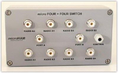 FOUR + FOUR SWITCH